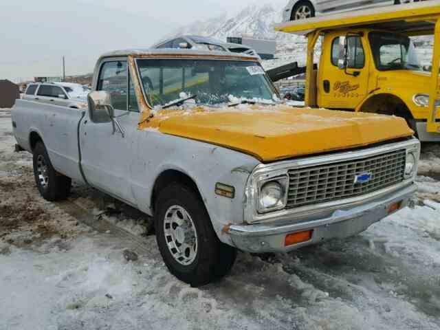 1972 Chevrolet C/K 1500 | 958596