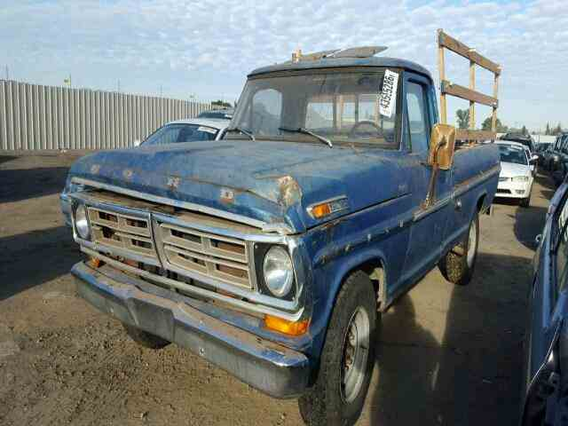 1972 Ford F250 | 958605