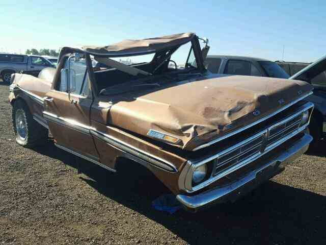1972 Ford F150 | 958608