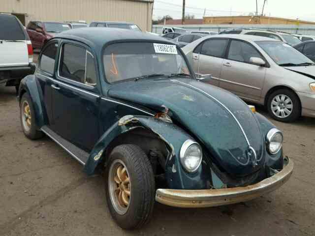 1973 Volkswagen Beetle | 958609