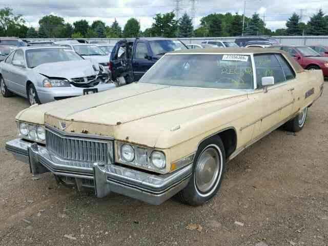 1973 Cadillac DeVille | 958615