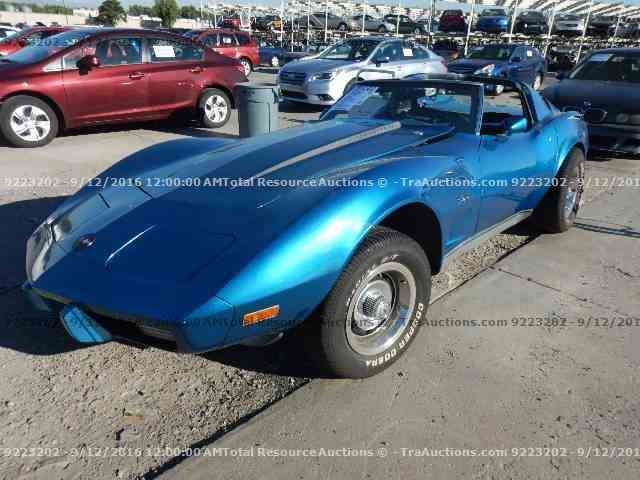 1974 Chevrolet Corvette | 958626