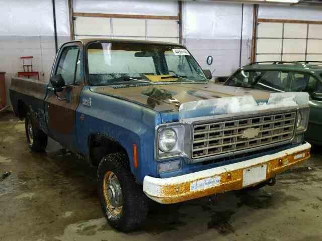 1975 Chevrolet C/K 1500 | 958629