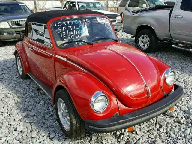 1975 Volkswagen Beetle | 958631