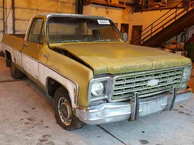 1975 Chevrolet Silverado | 958632