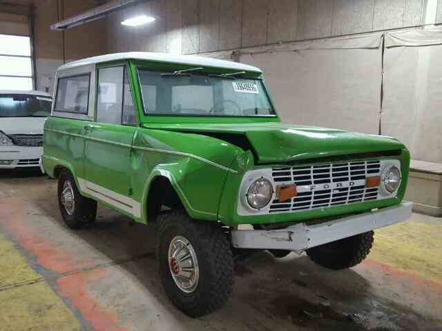 1976 Ford Bronco | 958637