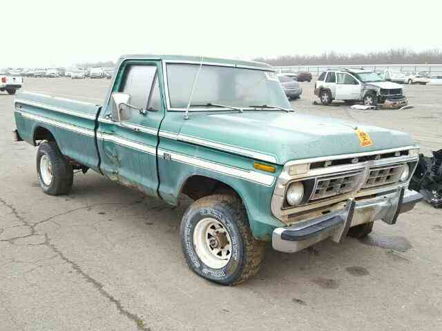 1976 Ford F150 | 958638