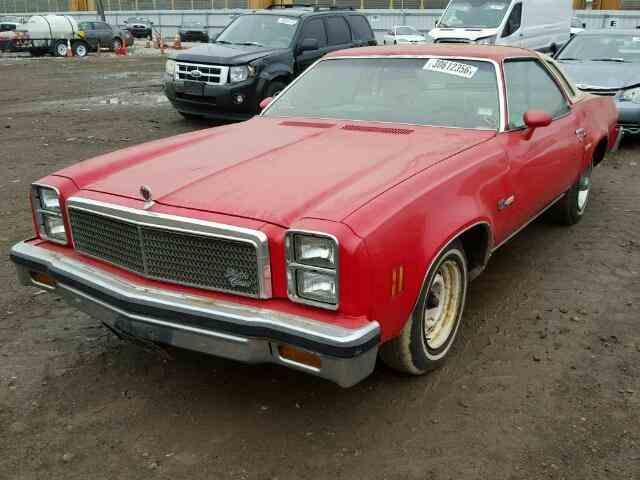 1976 Chevrolet Malibu | 958651