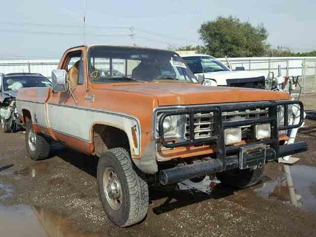 1976 Chevrolet Pickup | 958652