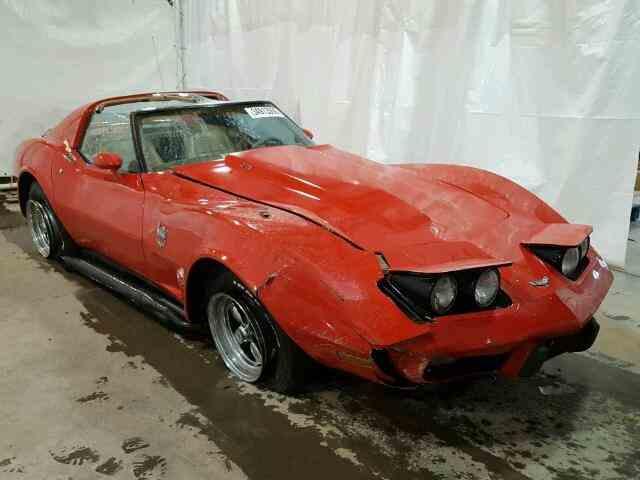 1977 Chevrolet Corvette | 958658