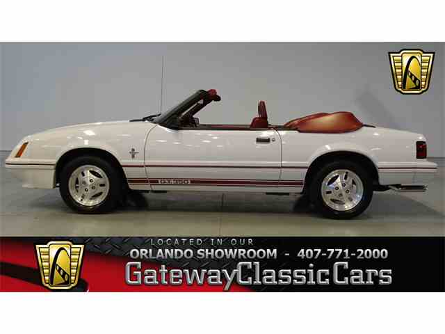 1984 Ford Mustang | 950866