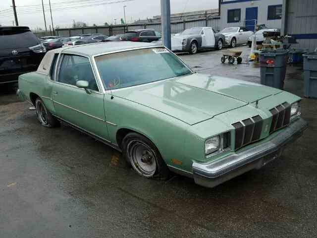 1978 Oldsmobile Cutlass | 958682