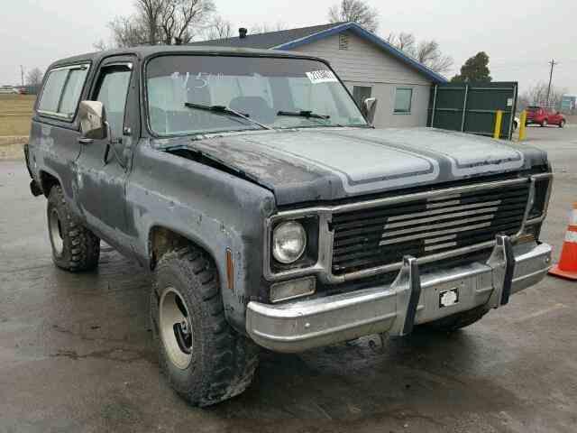 1978 Chevrolet Blazer | 958684