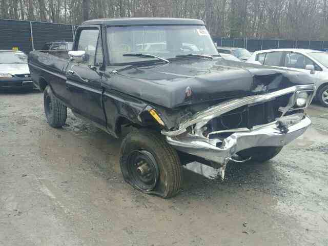 1978 Ford F250 | 958685