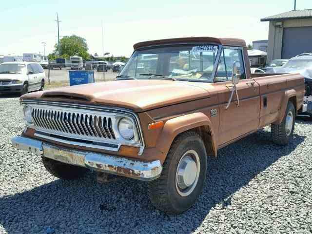 1978 Jeep Comanche   958687