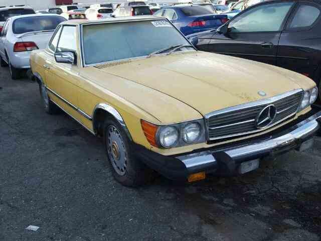 1978 Mercedes-Benz SL500 | 958688