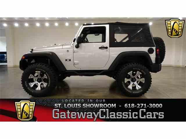 2008 Jeep Wrangler | 950869