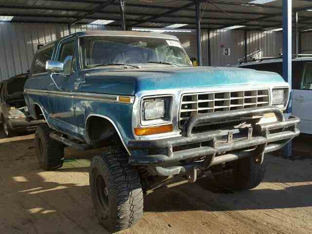 1978 Ford Bronco | 958701