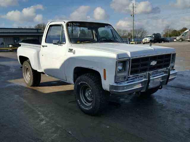 1979 Chevrolet Silverado | 958703