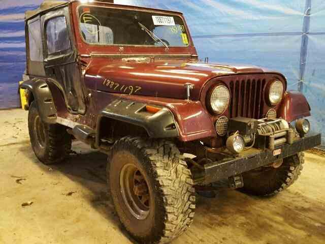 1979 Jeep CJ | 958706