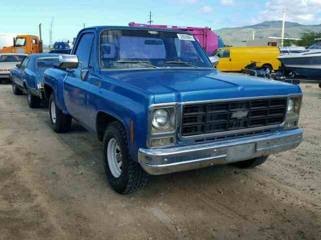 1979 CHEVROLET ALL OTHER | 958712