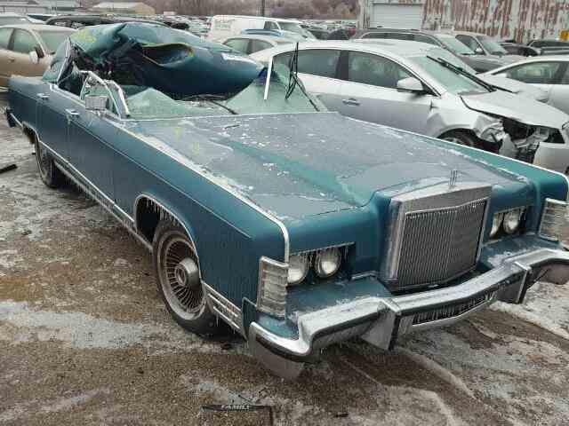 1979 Lincoln Continental | 958713