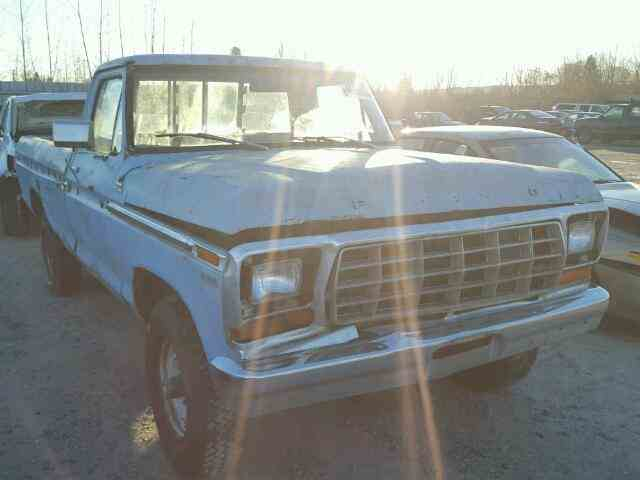 1979 Ford F250 | 958719