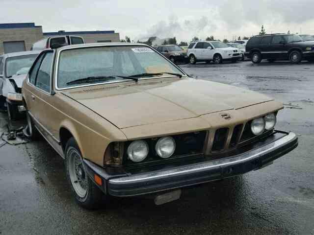 1979 BMW 6 Series | 958725