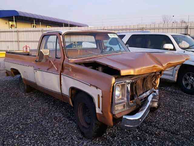 1979 Chevrolet C/K 1500 | 958733