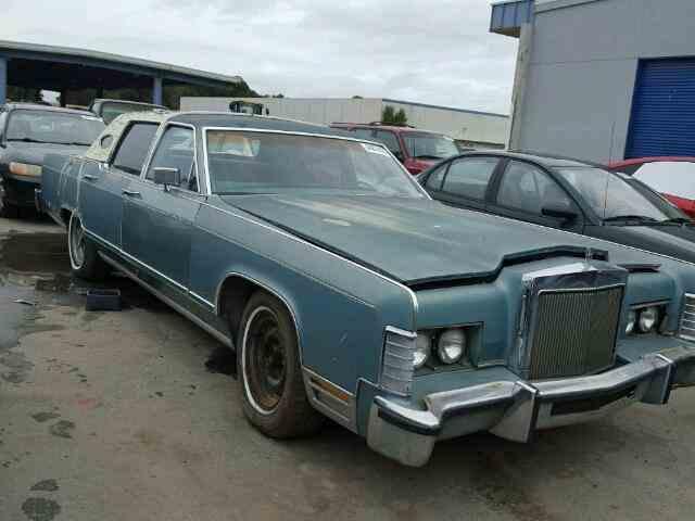 1979 Lincoln Town Car | 958736