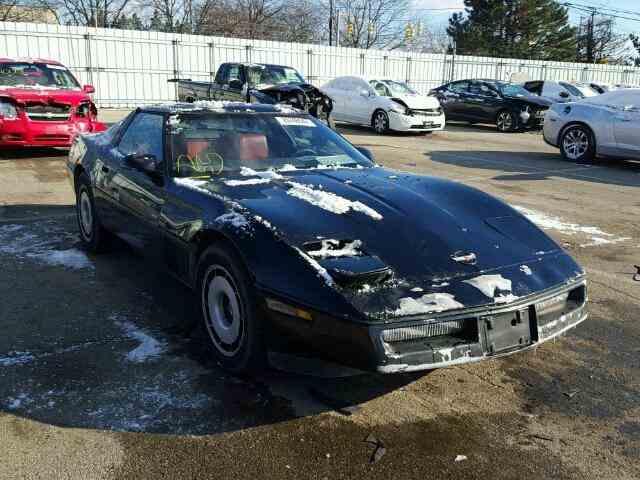 1984 Chevrolet Corvette | 958737