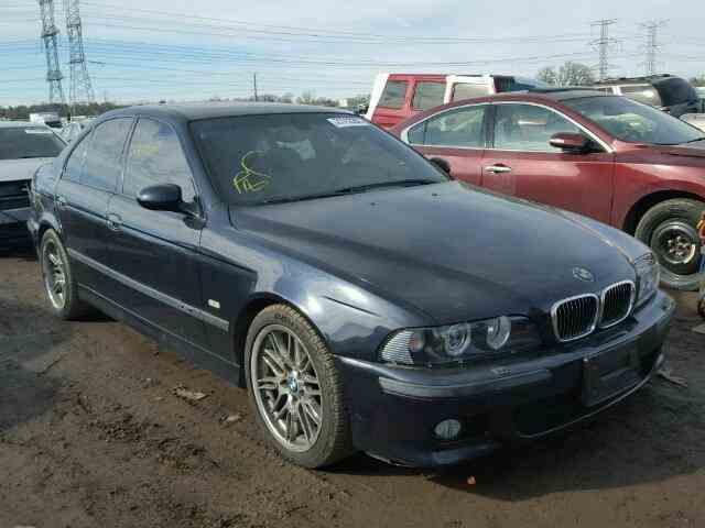 2000 BMW M5 | 958745