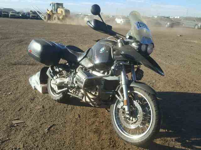 2002 BMW Motorcycle | 958748