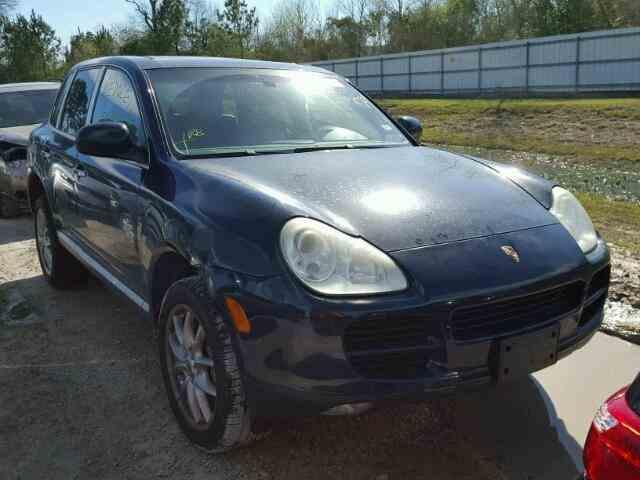 2004 Porsche Cayenne | 958754