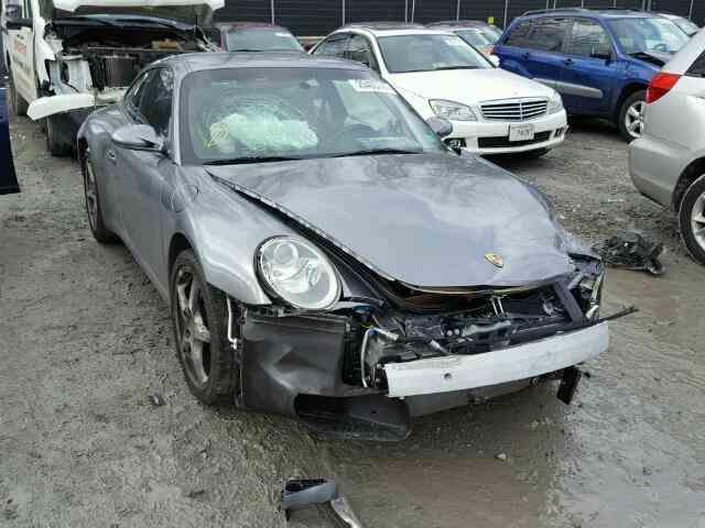 2005 Porsche 911 | 958756