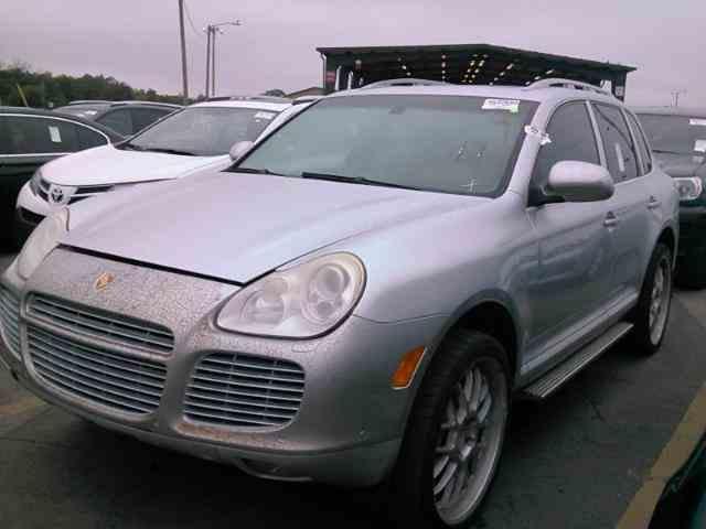 2006 Porsche Cayenne | 958758