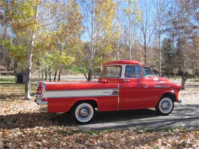 1957 Chevrolet Cameo Pickup | 958766