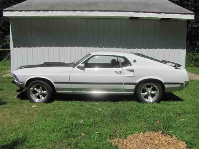 1969 Ford Mustang Mach 1 | 958771