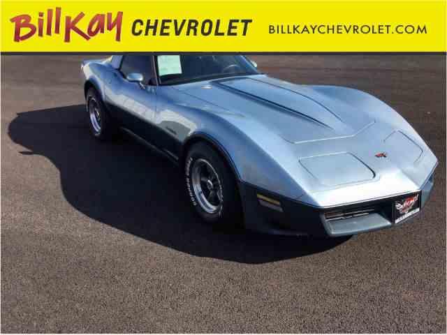 1982 Chevrolet Corvette | 958775