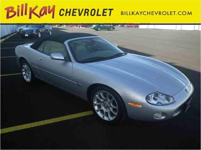 2001 Jaguar XKR | 958778