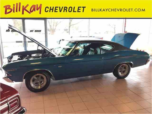 1969 Chevrolet Chevelle | 958780