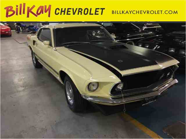 1969 Ford Mustang | 958783