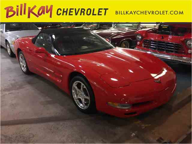 2001 Chevrolet Corvette | 958784