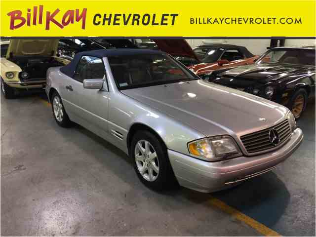 1998 Mercedes-Benz SL500 | 958788