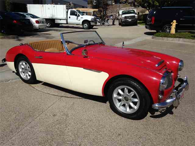 Picture of Classic '60 Austin-Healey 3000 located in CALIFORNIA - $45,850.00 Offered by Affordable VIP Classics - KJTB