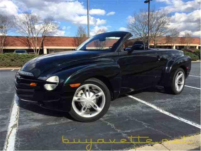 2003 Chevrolet SSR | 950088