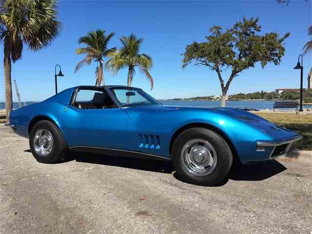 1968 Chevrolet Corvette | 958804