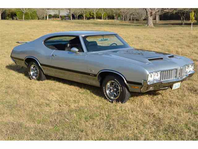 1970 Oldsmobile Cutlass W31 | 958805