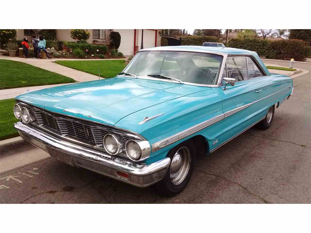 1964 ford galaxie 500 xl for sale cc 958806. Black Bedroom Furniture Sets. Home Design Ideas