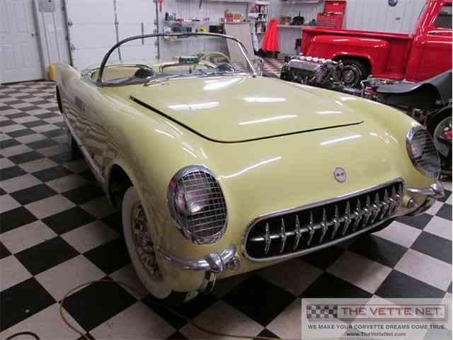 1955 Chevrolet Corvette | 958810